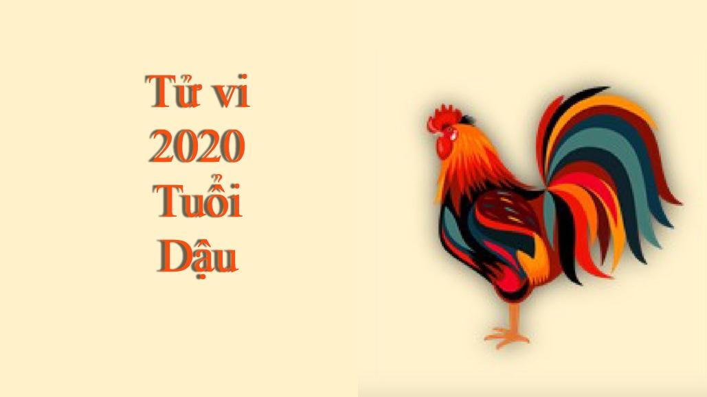 Ngày may mắn tuổi Dậu 2020