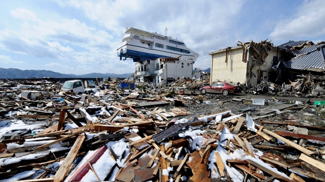Nằm mơ thấy động đất có ý nghĩa gì, đánh số mấy?